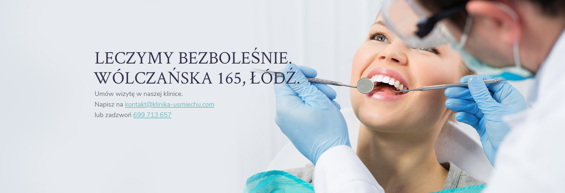 Kontakt do klinika-usmiechu.com